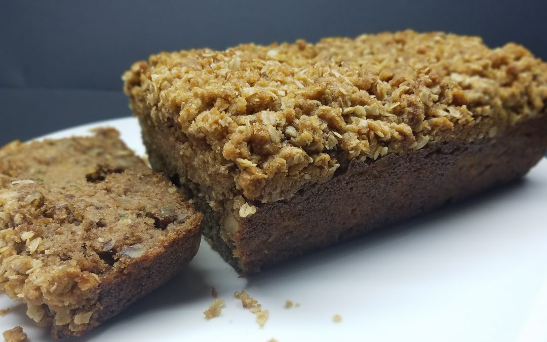 Walnut Zucchini Bread