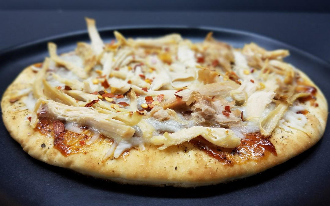 Personal BBQ Chicken Pizza