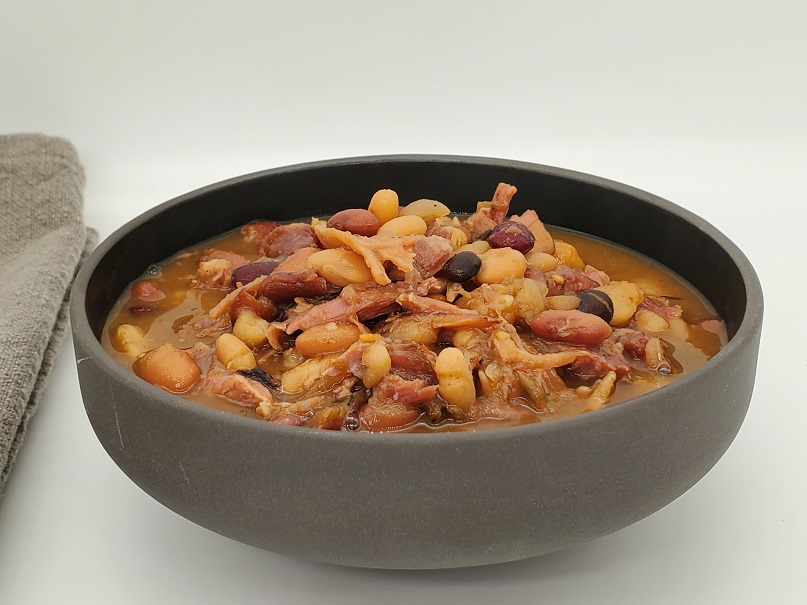 15 Bean & Ham Soup