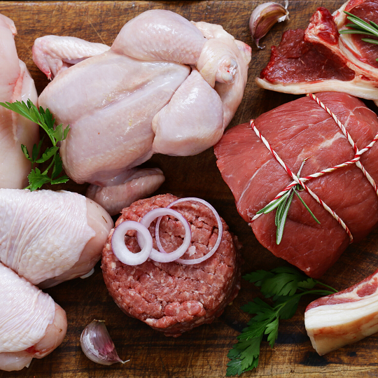 Safe Minimum Cooking Temperatures & Beef Degrees of Doneness