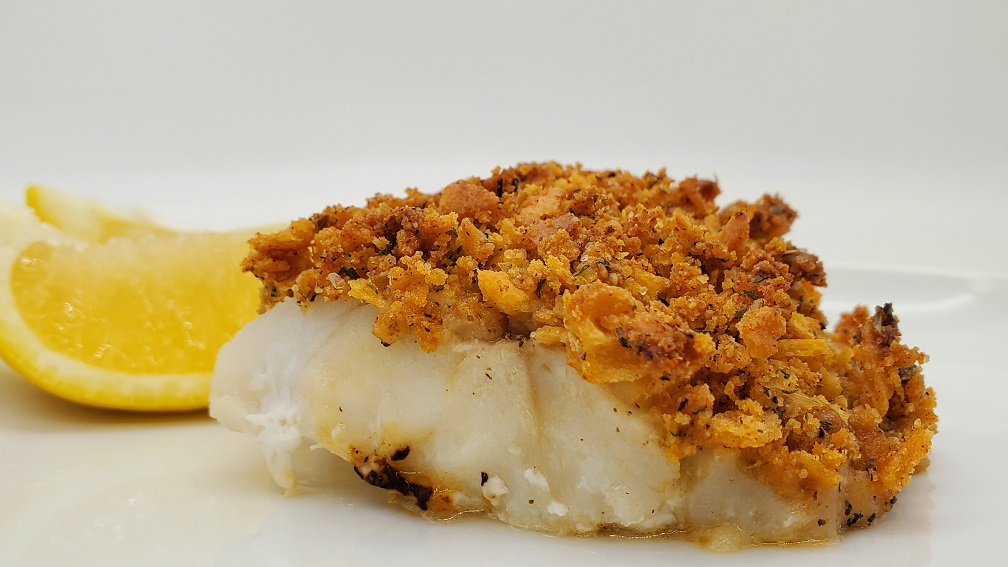 Low Calorie Baked Cod