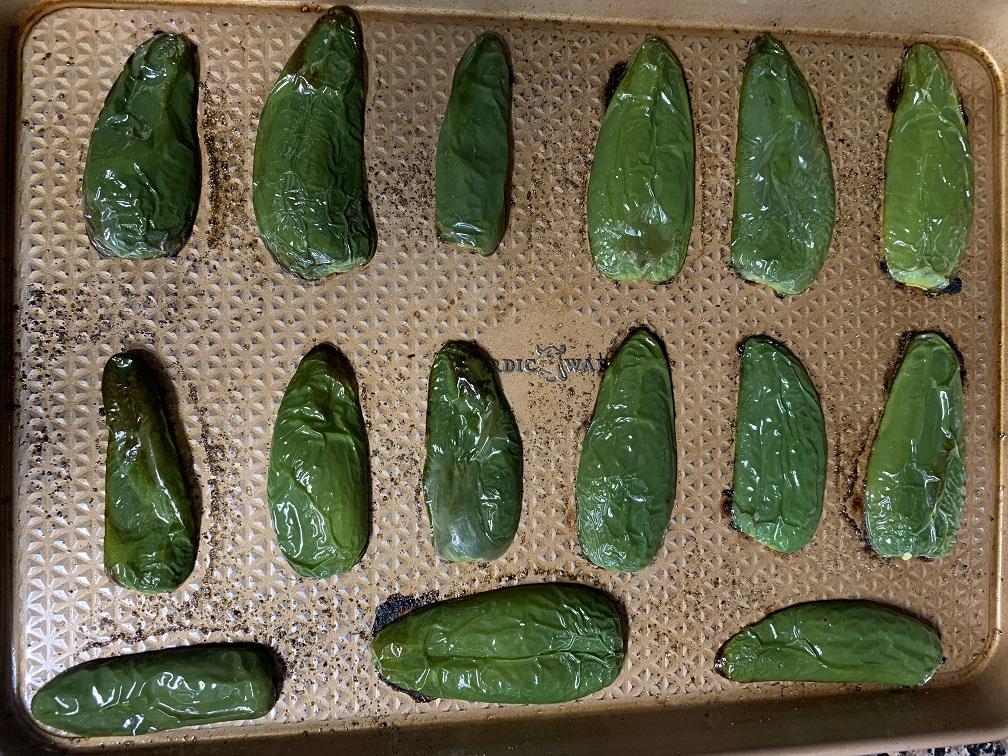 Oven Roasted Jalapeno Recipe