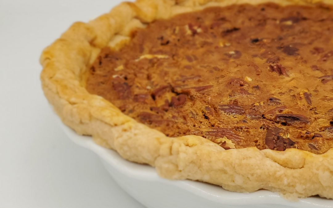 Caramel Pecan Pie Video Recipe